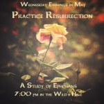 Practice Resurrection Flyer